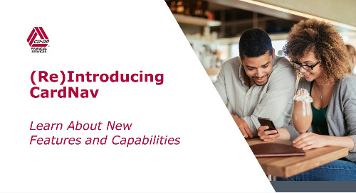 (Re)Introducing CardNav Learn About New Features and Capabilities Webinar