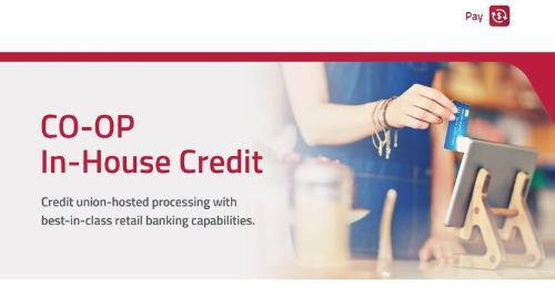 CO-OP In-House Credit Slipsheet
