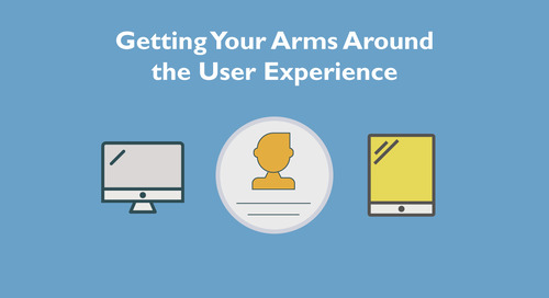 Getting Your Arms Around the User Experience