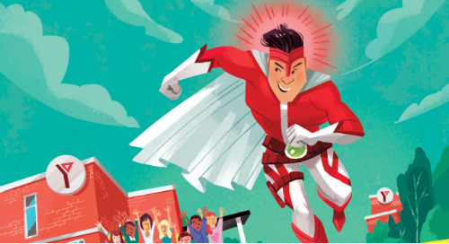 John Yu - People Management Superhero