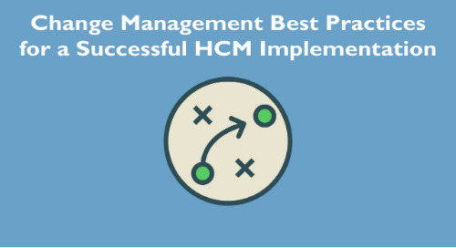 Best Practices for a Successful HCM Implementation