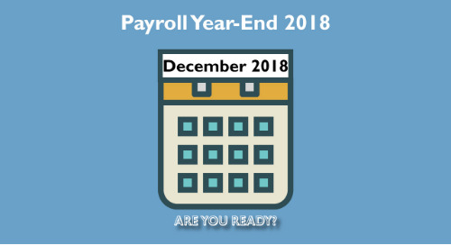 Canadian Payroll Year-End