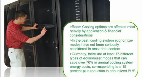 Webinar - Data Center Cooling with Large Capacity Systems