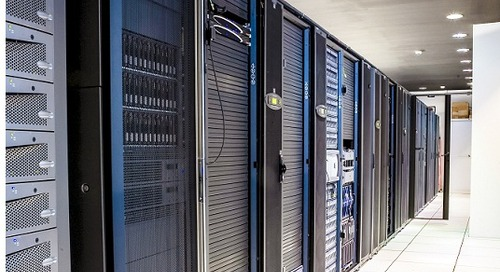 The Influence Map and Optimizing Data Center Cooling