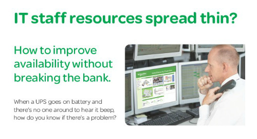 Tip Sheet - Improve Availability Without Breaking the Bank