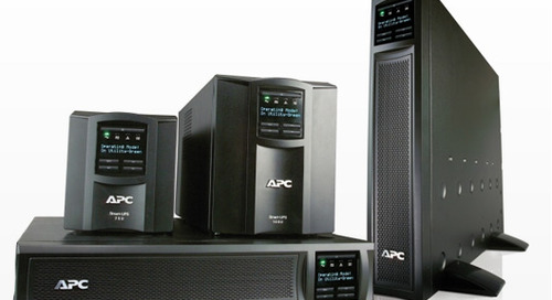 4 Reasons to Upgrade to the Smarter Smart-UPS