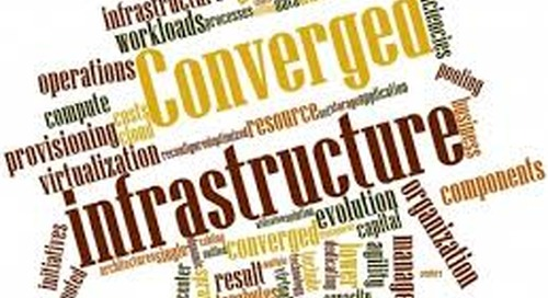 What's new with Schneider Electric and Converged Infrastructure