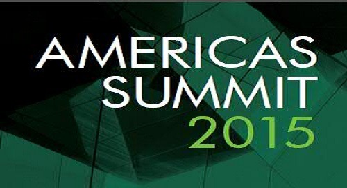 CBRE Americas Summit 2015 Denver October 28-30