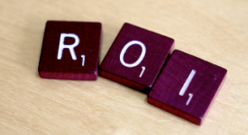 Monitoring Energy Savings to Prove ROI using DCIM