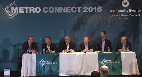 Metro Connect Round Table - 2016 Miami, FL