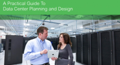 Simplify the Data Center Planning Process with Reference Designs