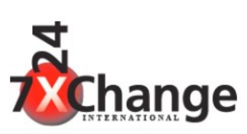 7x24 Exchange- Boca Raton, FL: June 2 – 5, 2019