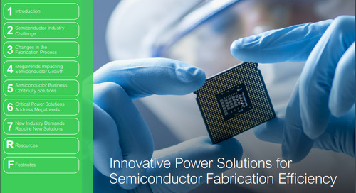 Innovative Power Solutions for Semiconductor Fabrication Efficiency