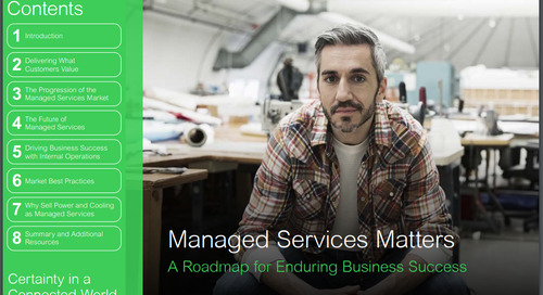 Managed Services Matters: A Roadmap for Enduring Business Success