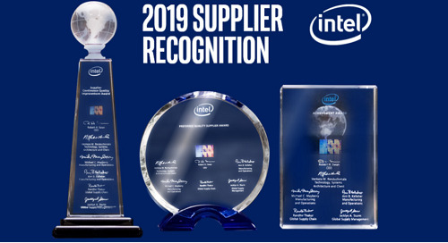 Schneider Electric Receives Intel's Preferred Quality Supplier Award