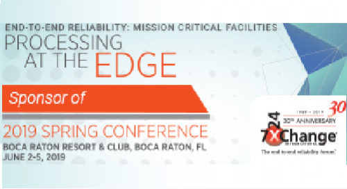 7x24 Exchange- Boca Raton, FL: June 2 – 5, 2019