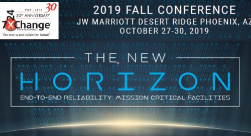 7x24 Exchange Fall Conference 2019