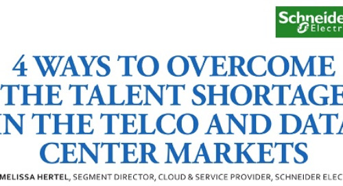 Capacity byline - Telco's Great Balancing Act