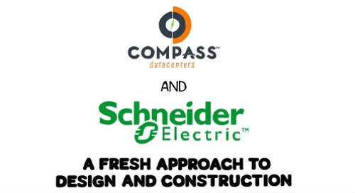 Compass Datacenters: A fresh approach to design and construction