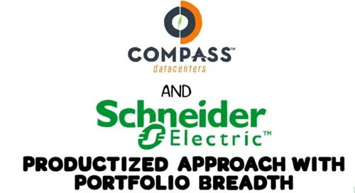 Compass Datacenters: Productized Approach with Portfolio Breadth