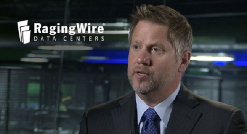 RagingWire: Internet of Things and Big Data