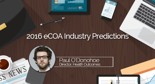 2016 eCOA Industry Predictions:  BYOD