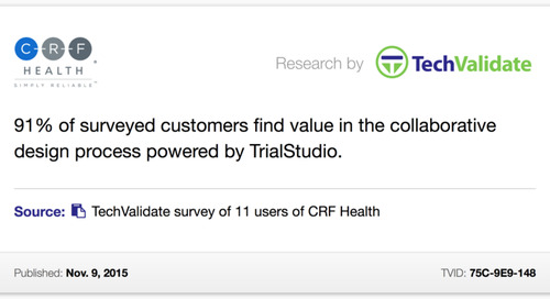 Customers Find Value in the Collaborative TrialStudio® Design Process
