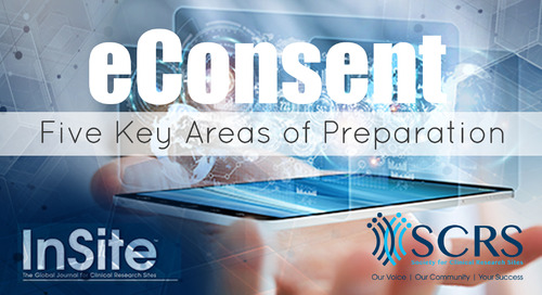 eConsent: Five (5) Key Areas of Preparation