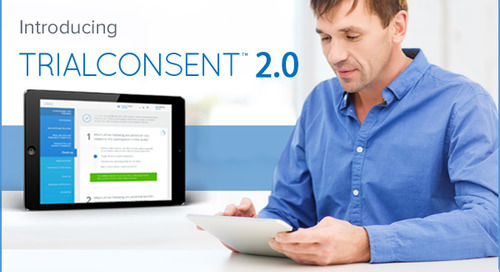 CRF Health Launches TrialConsent™ 2.0 Platform