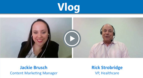 Q&A Vlog with Rick Strobridge, Speaker for Webinar on November 9, 2017