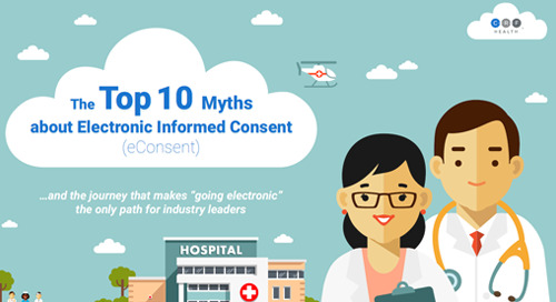The Top 10 Myths about Electronic Informed Consent (eConsent)