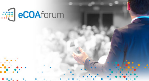 Bringing Industry Together to Lead Debate with eCOA Forum