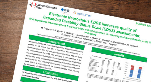 Electronic Neurostatus-EDSS Increases Quality of Expanded Disability Status Scale (EDSS) Assessments