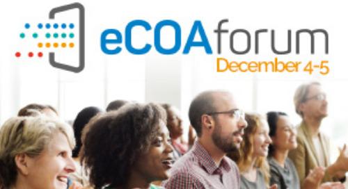 eCOA Forum 2018