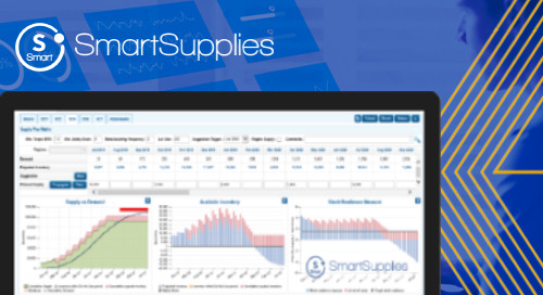 New Planning Module Makes SmartSupplies® the Only Fully Integrated Tech for Clinical Supply Forecasting, Planning & Inventory Management