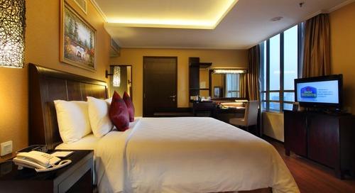 Kesempatan Emas Menginap di Best Western Hotel