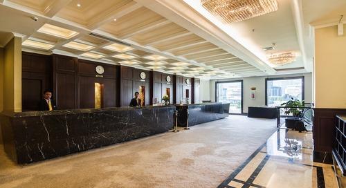 4 Hotel Fancy di Jakarta dengan Harga Paling AMAN Dikantong