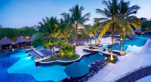 5 Hotel Bagus Dekat Pantai Kuta, Bali