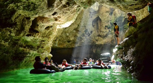 Wisata Goa SERU di Jawa