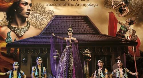 Devdan Show, A Stage Full of Mesmerizing Indonesian Archipelago