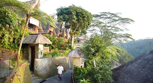 Sensasi Menginap dan Spa Treatment dengan Suasana Eksotis di Bali