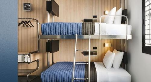 Micro-hotel, Jawaban Hotel untuk Airbnb