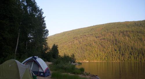 Camping, Yuk!