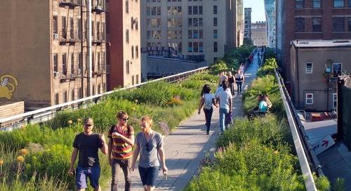 10 Taman di Dunia yang Terkenal dengan Keindahan dan Keunikannya