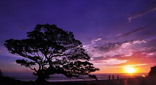 Menikmati Matahari di Yogyakarta