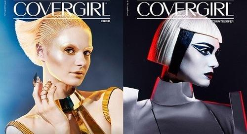 CoverGirl Rilis Kosmetik Edisi Star Wars