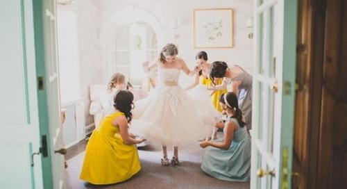 6 Momen Menjelang Pernikahan yang Fotografer Anda Harus Ambil