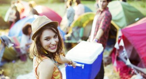 5 Beauty Essentials Untuk Kemping #GrivyDayOut