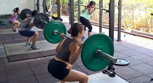 CrossFit, Olahraga Singkat dan Intens Untuk Anda Yang Suka Tantangan