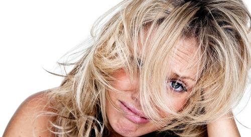 Bad Hair Day? Salahkan Siklus Menstruasi Anda!